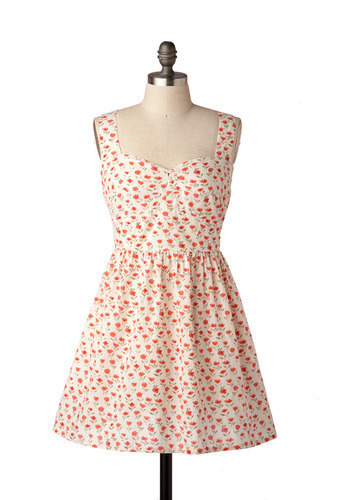 Frock of Love Dress in Daisy - Short