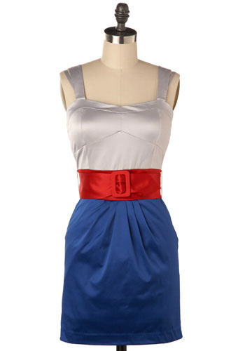 Alter Ego Dress - Short