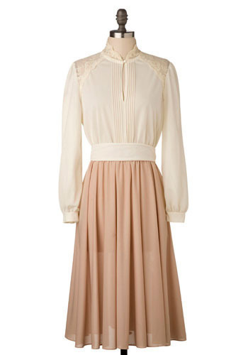 Vintage Ingalls Dress