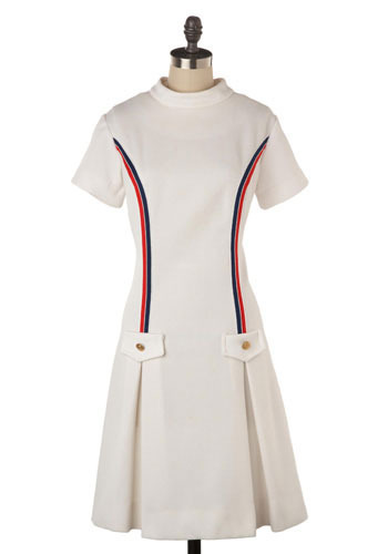 Vintage Northern Soul Dress