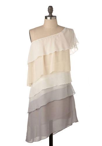 Tierway to Heaven Dress - Short