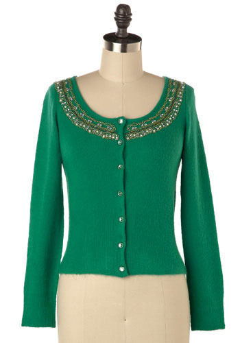 Princess Ozma Cardigan - Short