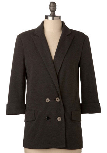 Glass Ceiling Blazer - Mid-length