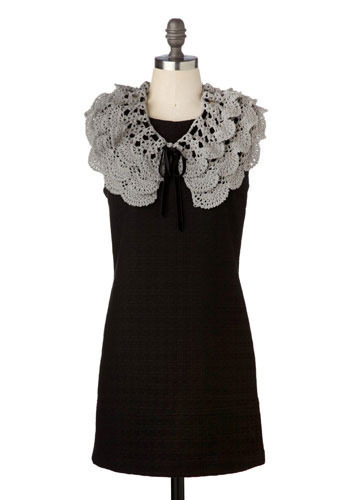 *** Crochet Sashay Dress by Nick & Mo - Short