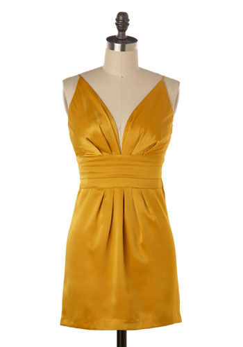 Goldfinch Dress - Short