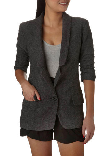 Moltisanti Blazer by BB Dakota - Mid-length