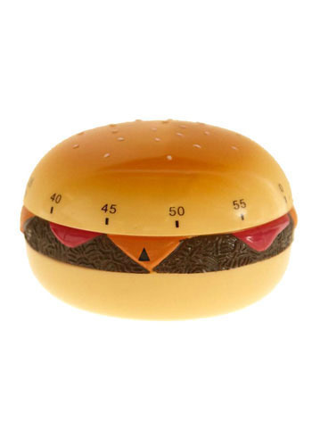 Cheeseburger Helper Timer