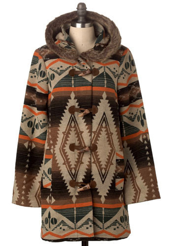Albuquerque Coat by BB Dakota - Long