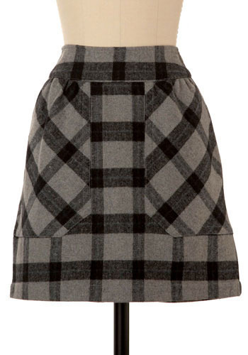 Chalet Skirt by Tulle Clothing - Short