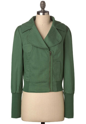 Clover Jacket by Tulle Clothing - Short