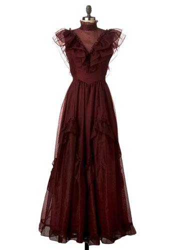 Vintage Gwyn Gown