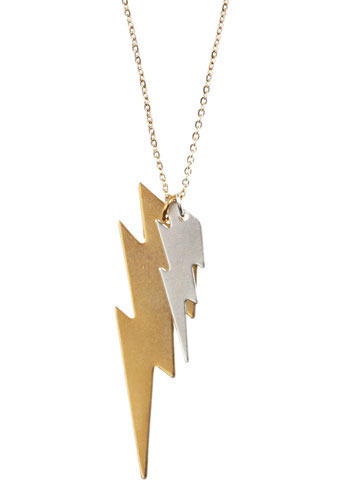Alassin Sane Necklace - Gold, Silver, Casual