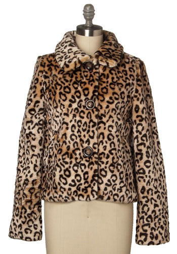 Smitten Kitten Coat - Short