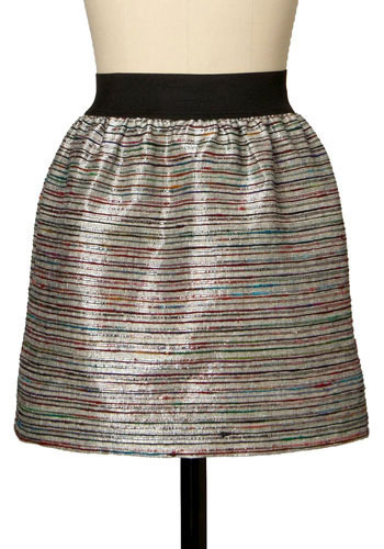 *** Into the Groove Skirt - Short