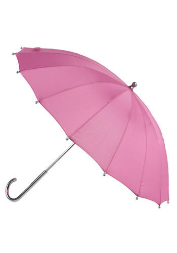 Brighter Skies Umbrella in Pink