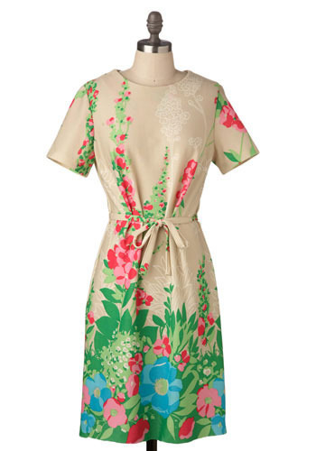 Vintage West Palm Beach Dress