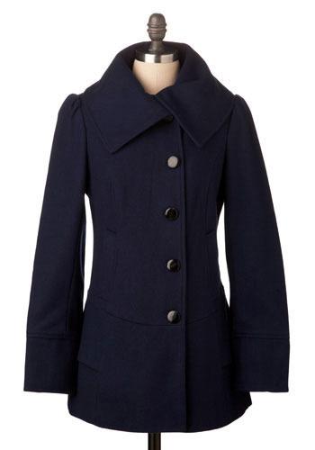 Eloise Coat - Mid-length