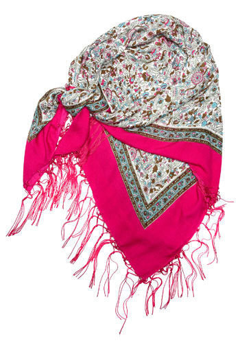 Turkish Delight Scarf