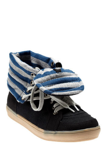 Honest to Blog Hi-Top in Leah