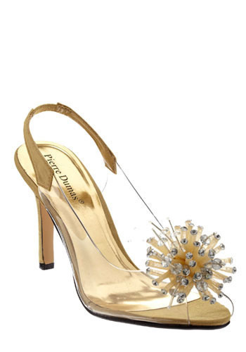 Glass Slipper Heel