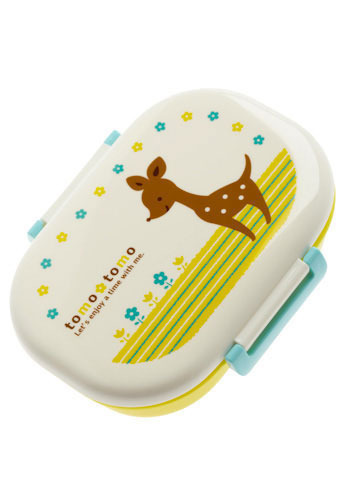 Kawaii Cuisine Bento Box in Fawn