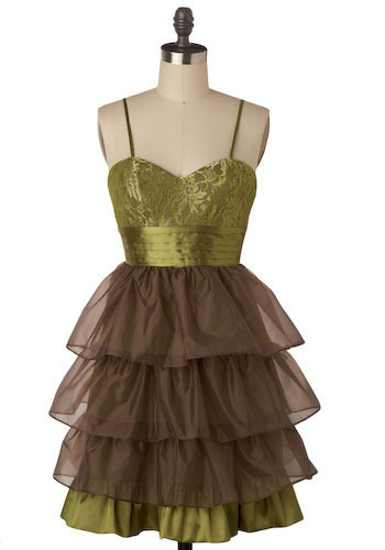 The Tiers of a Gown - Short