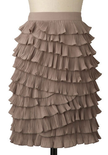 Curator Skirt - Mid-length