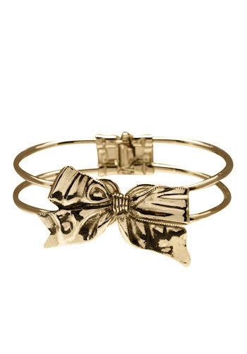 Bow and Tell Bracelet