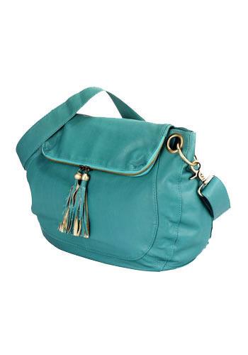 Out of Africa Bag in Teal