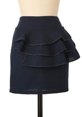 Dry Your Tiers Skirt - Short