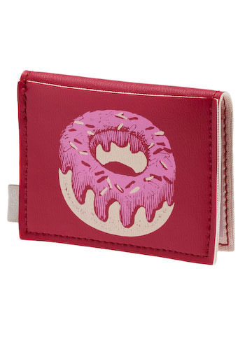 Delicious Dough Mini Wallet