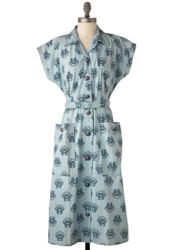 Vintage Ligonier Dress