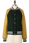 Varsity Vogue Jacket in Livermore High - Short