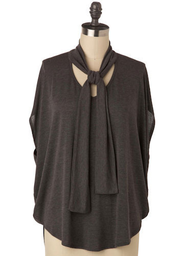 *** Es-cape Artist Top - Mid-length