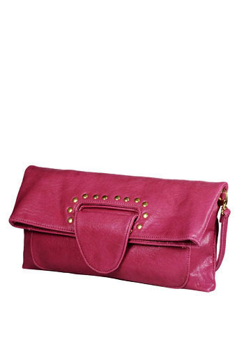 Raspberry Rocker Bag