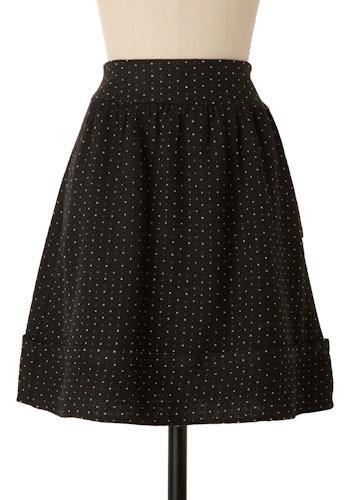Stargazer Skirt - Mid-length