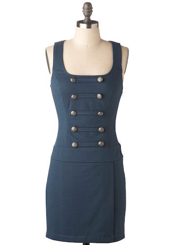 Salutations Dress - Short