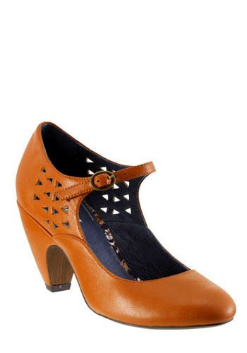 Bizarre Love Triangle Heel