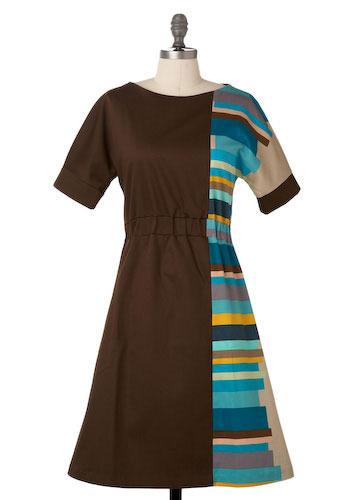 Golden Gate Park Dress - Mid-length