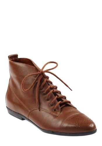 Vintage Posh Pixie Boots