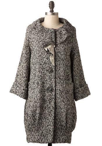 Saving Lace Coat - Long