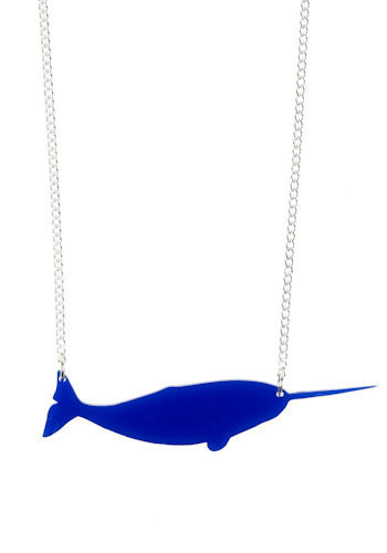Gnarly Narwhal Necklace