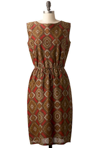 Vintage Roberta Dress