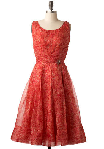 Vintage Lovely Lucy Dress