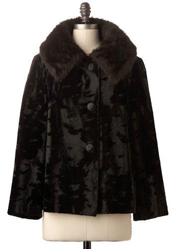 Vintage Adeline Coat