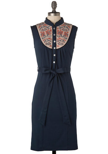 Lancaster Dress - Mid-length