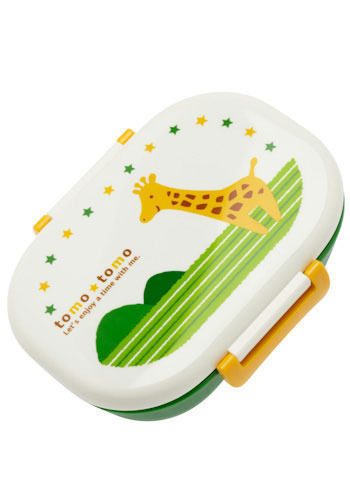 Kawaii Cuisine Bento Box in Giraffe