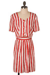 Vintage Beauty Shop Short Suit