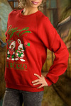 Vintage Joy to the World Sweater