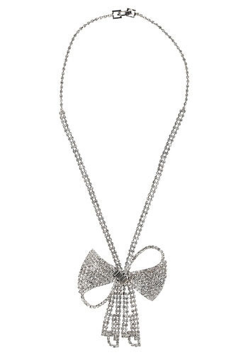 Faux the Love of Sparkle Necklace